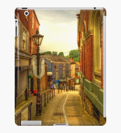 Bridge Street Brow, Stockport iPad Case/Skin