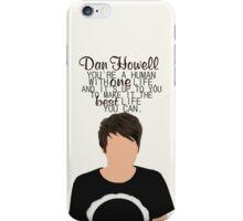 Dan Howell (You're A Human) iPhone Case/Skin