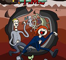 Prometheus Time! (Adventure Time) by jezkemp