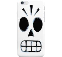 Manny Calavera (Distressed) iPhone Case/Skin
