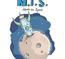 Nerds in Space by chrisbears