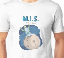 Nerds in Space Unisex T-Shirt