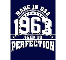 1963 - AGED TO PERFECTION Photographic Print