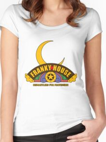Franky House Brand Women's Fitted Scoop T-Shirt