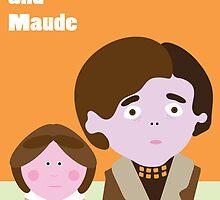 Harold And Maude by Mrdoodleillust