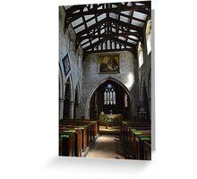 St. Marys Greeting Card