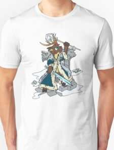 Winter Mage Unisex T-Shirt