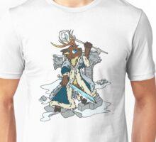 Winter Mage Unisex T-Shirt