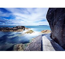 Forty Foot, Dún Laoghaire, Ireland Photographic Print
