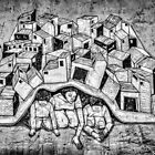 Hidden Under the City Street Art in Valencia, Spain by Noam  Kostucki