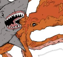 MEGA SHARK vs KRAKEN! Sticker
