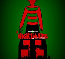 A Nightmare On Elm Street by DiscordCBamBam