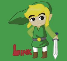 Legend of Link - Green by SarahMulligan