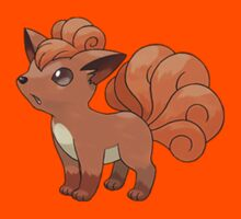 Vulpix by Stephen Dwyer