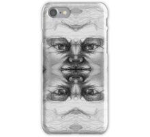Narcis portrait. iPhone Case/Skin