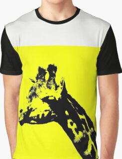 ELEPHANT PRINT Graphic T-Shirt