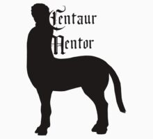 Centaur Mentor by UtherPendragon