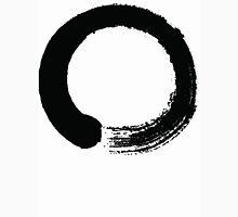 Large black enso without text Unisex T-Shirt