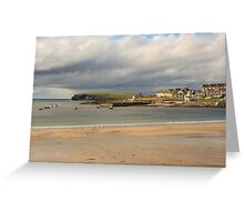 Kilkee Beach Greeting Card