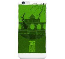 jurassic iPhone Case/Skin