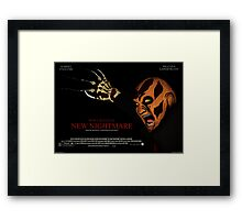 Wes Craven's New Nightmare 2 Framed Print