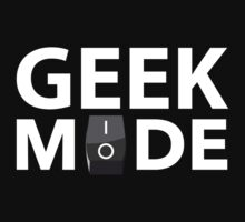 Geek Mode by BrightDesign
