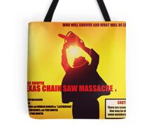 The Texas Chainsaw Massacre Tote Bag