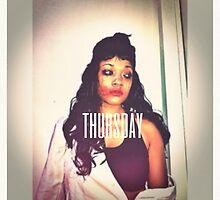 Thursday by iBeautifulChaos