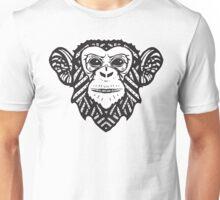 Hip Panzee | Jungleometry Collection Unisex T-Shirt