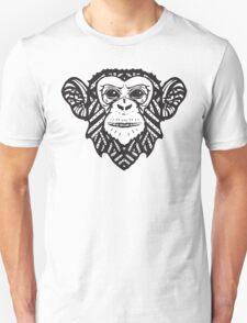 Hip Panzee | Jungleometry Collection T-Shirt