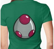 Invader Zim Pak- Zim Womens Fitted T-Shirt