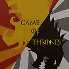 Game of Thrones Poster by emilypreston