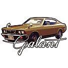 Vintage Galant by tanyarose