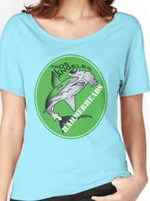 The Los Angeles Hammerheads  Women's Relaxed Fit T-Shirt