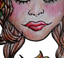 Gypsy Tattoo _ Roses Sticker