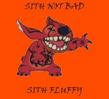 Sith not bad, Sith fluffy Kids Tee