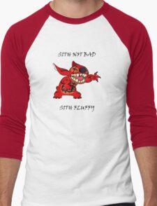 Sith not bad, Sith fluffy Men's Baseball ¾ T-Shirt