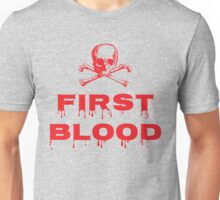 First Blood Unisex T-Shirt