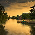 Stratford upon Avon Sunset by StephenRphoto
