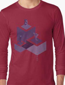 Crystal Castles Long Sleeve T-Shirt