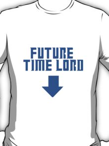 Future Time Lord T-Shirt