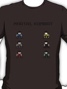 Megaman Kombat T-Shirt