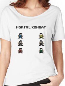 Megaman Kombat Women's Relaxed Fit T-Shirt