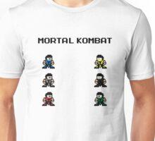 Megaman Kombat Unisex T-Shirt