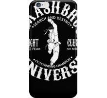 Street Champion iPhone Case/Skin