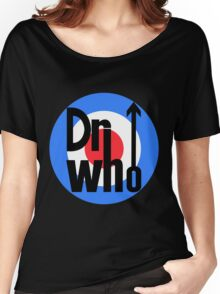 Dr Who Target (with arrow) Women's Relaxed Fit T-Shirt