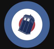 Doctor Who - TARDIS Mod Target Kids Clothes