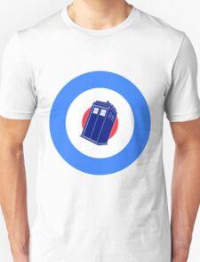 Doctor Who - TARDIS Mod Target T-Shirt