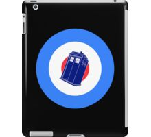 Doctor Who - TARDIS Mod Target iPad Case/Skin