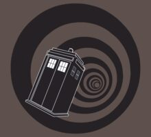 Doctor Who - TARDIS Mod Vortex Time Tunnel Kids Clothes